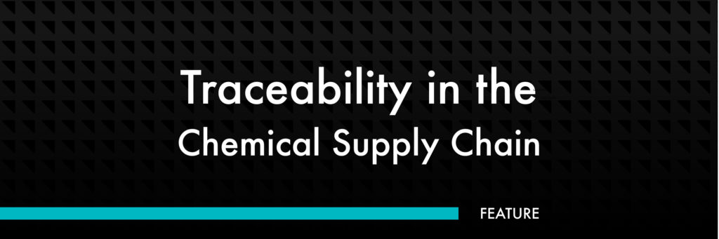 traceability in chemical